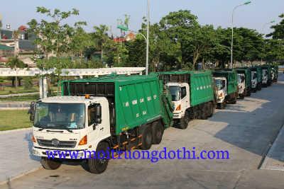 Thu gom xử lý chất thải- rác thải công nghiệp